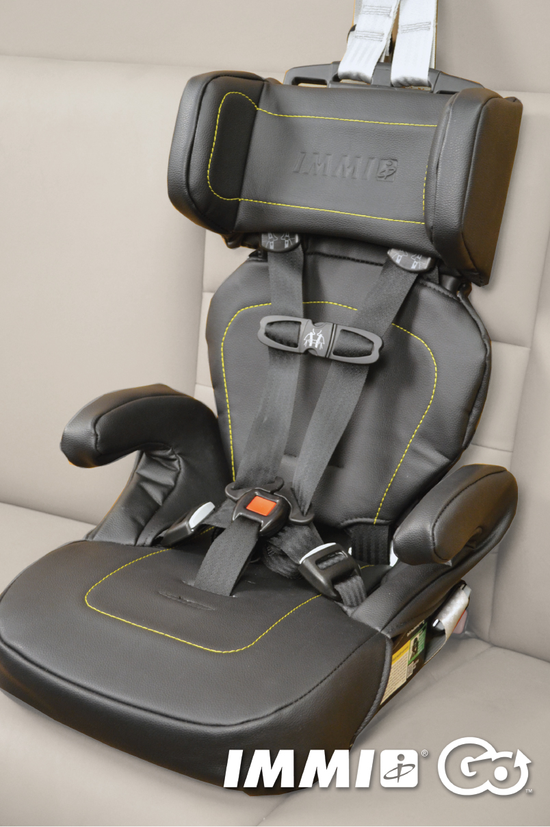 Weight And Height For A Booster Car Seat